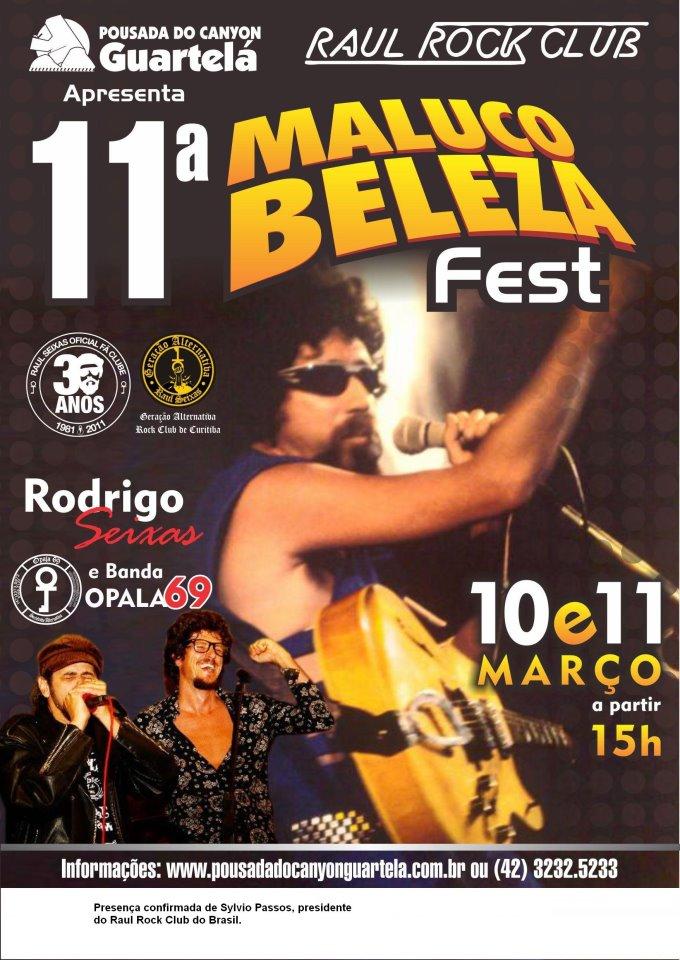 XI Maluco Beleza Fest - 10 e 11 de março de 2012
