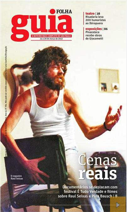 Guia da Folha - 23 de março de 2012