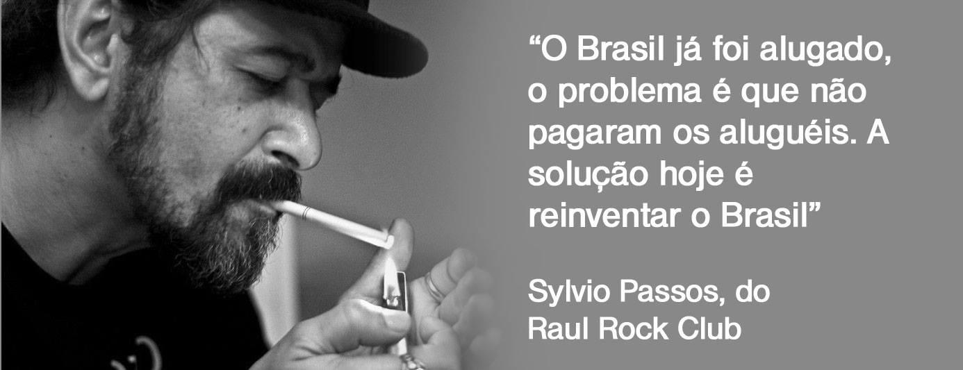 a solução é reinventar o brasil